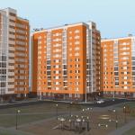 Проект жилого дома №3 в мкр. «Дружба» в Новом Уренгое