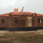 Строительство дома в п. Орловское г. Ижевска, ул. Микрюкова