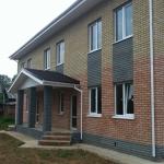 Строительство индивидуального дома на улице Стрелковой в Ижевске
