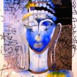 Синий Будда