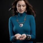 Украшения мастерской «Ибыр-весь». Фото: Григорий Степанов