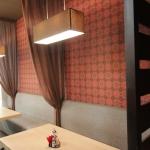 Бельгийские светильники для кофейни «Корица»