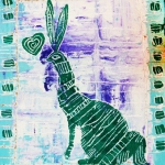 Зелёный кролик