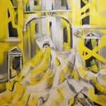 Жёлтая и ослепительная