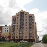 Проект жилого дома со встроенными помещениями по ул. Сибирской в г. Новый Уренгой