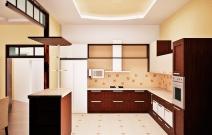 Дом в Семёново. Кухня.