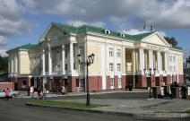 Проект Дома дружбы народов, Ижевск. Архитектор Касим Галиханов