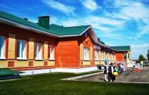 Объект № 4. Школа  в д.Чемошур-Куюк.