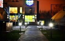 Московская область, г. Химки, Академия тенниса. Светильники «Бриз»