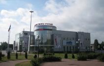 Московская область, г. Люберцы. Дворец спорта «Триумф». Комплексное освещение