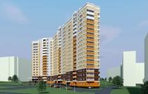 17-этажный жилой дом «Авентино» в Ижевске по ул. 40 лет ВЛКСМ
