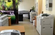 Оборудование копицентра «Пушкинский», цифровой копировальный аппарат Rex-Rotary MP6001