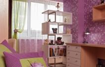 Детская комната в квартире.