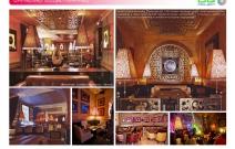 Архитектурная студия «ДГ ПРОЕКТ». Shadow Bar. Москва, Театральный проезд, д. 2, гостиница «Метрополь»