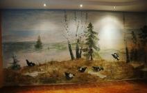 Декоративно-художественная роспись стен