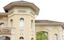 ООО «Дженти». Фасадный декор коттеджа