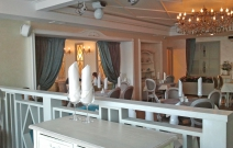 Ресторан «Династия». Поставка лепнины для внутренних помещений и фасада