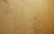 Объект № 5. 3D роспись. Фрагмент стены.