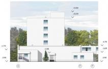 Проект санатория «Строитель», Ижевск