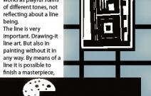 Графический натюрморт 2