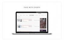 Bohemia Mag Website. Веб-дизайн портала об искусстве, архитектуре и дизайне.