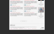 SMM Journal. Разработка логотипа и дизайн сайта. При разработке логотипа сделан акцент на простоте. Логотип имеет и скрытый смысл — подчеркивания символизируют строку, в которой был набран текст, а красные вставки обозначают начало и конец статьи. Сайт выполнен в минималистичном и лаконичном стиле.