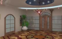 Дизайн интерьера холла