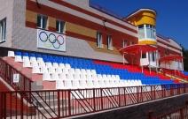 Объект № 2. Стадион. п.М.Пурга.