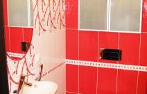 Квартира 3-комнатная. В современном минималистическом стиле.Туалетная комната.