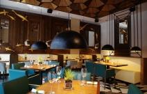 Подвесные светильники фабрики MarkSlojd для кафе Wong