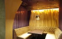Потолочные и напольные покрытия для клуба «Резиденция»