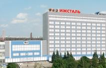 Здание завода «Ижсталь»