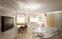 Дизайн квартиры. Москва
