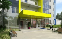Архитектурное бюро MADE GROUP. Жилой комплекс «Аллея звезд» на бульваре Гагарина, 8 в Смоленске