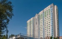 Архитектурное бюро MADE GROUP. Жилой комплекс «Английский парк» на улице Парковой в Ижевске. Фото