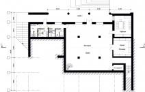 Архитектурное бюро MADE GROUP. Храм Святого Луки в Греции. План