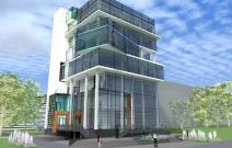 Проект офисного центра «Найди»