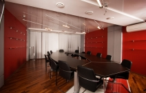 Дизайн офиса «Техинфорсервис». Ижевск