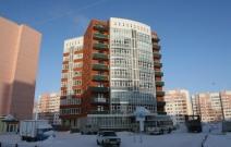 Проект 9-этажного жилого дома в мкр. «Мирный», Новый Уренгой