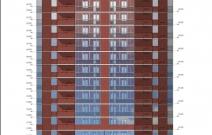 Проект многоквартирного жилого дома по ул. Толстого в Глазове