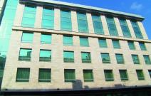 Гостиничный комплекс «RAMADA», Казань. Фасадное остекление, общая площадь: 1500 м². Профильная система «Schuco».