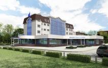 Реконструкция административного здания по ул. Серова, 79 в Ижевске