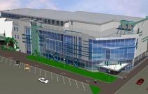 Реконструкция здания АБК под торговый центр в Перми