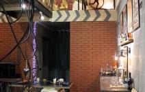 Екатерина Смирнова. Проект частного дома в стиле лофт