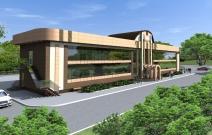 Торгово-офисное здание «Стрела» по ул. Технологическая в Ижевске