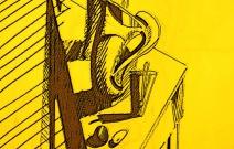 Желтый натюрморт
