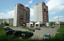 Проект жилого дома №3 по ул. Родниковой в Октябрьском районе Ижевска со встроенной стоматологической поликлиникой