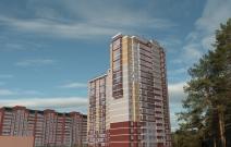 Проект жилого комплекса «Зеленый мыс» в Октябрьском районе Ижевска